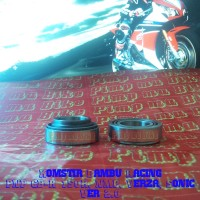 Komstir Bambu CBR 150, CB 150, New Mega Pro, Verza, Sonic (Cones CNC)