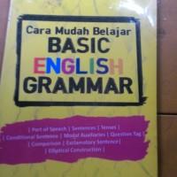 1-Cara Mudah Belajar BASIC ENGLISH GRAMMAR