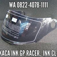 KACA HELM INK GP RACER, INK CL1, AGV DARK