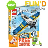 LEGO Creator 31011 : Aviation Adventures