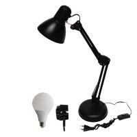 EELIC, JM-800 + Jepit + Sip Lite 7 Watt Lampu Meja Belajar Arsitek