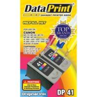 Tinta Suntik Dataprint 3 Warna DP41 - Printer CANON