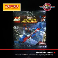 Mainan Lego Super Heroes ultimate Spiderman (30302) - Lego - MIB