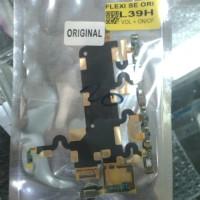 Flexible On Off Volume Mic Sony Xperia Z1 C6903 C6902 Original