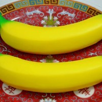 Jumbo banana squishy pisang
