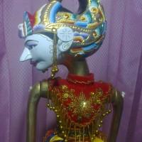 Jual Wayang Golek Arjuna Murah