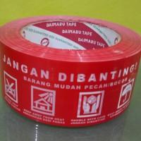 harga Lakban Printing Jgn Dibanting Daimaru 2