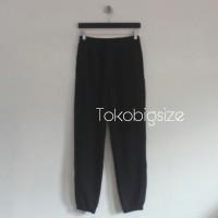 harga Uniqlo Jogger sweatpants BIGSIZE / CELANA OLAHRAGA Training Jumbo Tokopedia.com