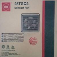 Exhaust Fan Plafon KDK 25TGQ 10 inch Garansi Resmi