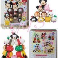harga Rement Disney Tsum Tsum set isi 10 Xmas / christmas / Natal Tokopedia.com
