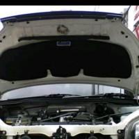 GRAND LIVINA X-GEAR 2016 ExcLusive peredam kap mesin