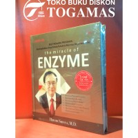 harga The Miracle Of Enzyme Ed. New [hc] (hiromi Shinya) Tokopedia.com