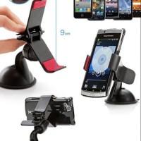 Harga LAZYPOD bracket hp gps mobil meja Car Holder Universal Smart phone   WIKIPRICE INDONESIA