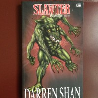 Darren Shan Novel Slawter (Pembantaian)