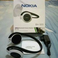 Headphone Headset Bluetooth NOKIA BH 503 compatible Semua Hp