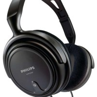 [Philips] SHP2000 - Adjustable Over-Ear Stereo Corded Audio Headphones