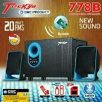 Speaker Teckyo Bluetooth 778B
