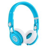 Beats by Dr Dre Mixr Neon Blue DJ Headphone by david gueta