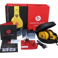 Monster Beats By Dr. Dre Studio Headphone Lamborghini Limited