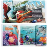 Buku Anak Finding Nemo disney The storybook