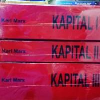 Buku Das Kapital - Karl Mark