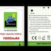 battery/baterai blackberry(BB) hippo double power c-52 1600 mah