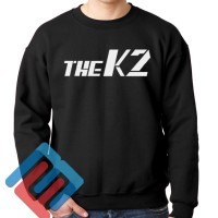 Sweater The K2 Drama Korea - Hitam - DEALLDO MERCH