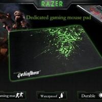 MOUSEPAD GAMING RAZER 25x21 / MOUSE PAD RAZER