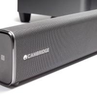 Cambridge Audio TVB2 Bluetooth Soundbar with Wireless Subwoofer