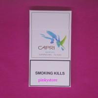 Rokok Import Capri Menthol Super Slim