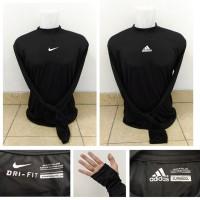 Jual BIG Size Manset / Baselayer Nike & Adidas 2XL fit to 3XL Murah