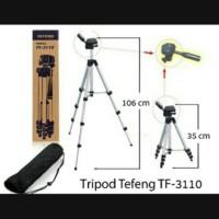 TEFENG TF-3110 MINI TRAVEL TRIPOD - RINGAN & PORTABLE