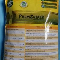 GULA AREN ORGANIK 100%/ Palm sugar bubuk / Gula semut PALMZUIKER 1 kg