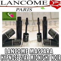LANCOME MASCARA HYPNOSE STAR MIDNIGHT NOIR WATERPROOF 2 ML ORIGINAL
