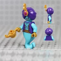 Lego Original Minifigure Genie Series 6