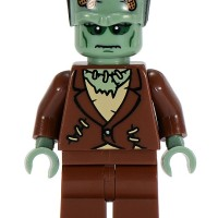 Lego Original Minifigure The Monster Monsters Series 4 Frankenstein