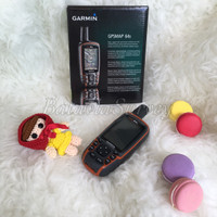 GPS Garmin 64s (With Bluetooth)
