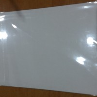 Comic Backing Board Plastic Set 20ct