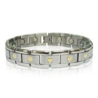 Gelang Amega Thames COMBI Bracelet - Gold