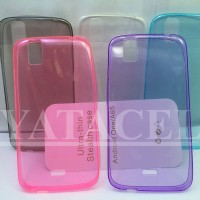 Case Ultrathin Evercoss Android One X A65 Ultra Thin/Fit/Softcase