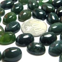 harga Batu Akik Natural Moss Agate Chalcedony / Badar Lumut Murah Tokopedia.com