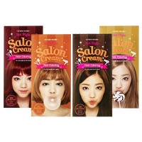 ETUDE HOUSE - Hot Style Salon Cream Hair Coloring / Bubble