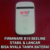 MODEM WIFI BOLT ZTE MF90 B10 BEELINE UNLOCK  ( MIFI SECOND / BEKAS )