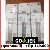 [ORIGINAL] batery baterai batere battery iphone 5 5s 4 4s original 100
