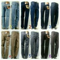 Jual Celana jeans pria Levis Big size jumbo (Size 36-42) Murah