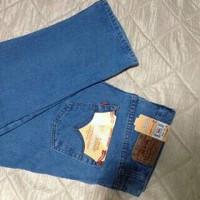 Jeans Levi's Warna Biru Muda