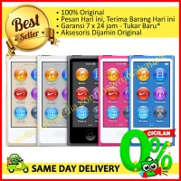 APPLE iPod Nano 7 / 7th Gen 16GB BNIB Garansi Resmi Internasional