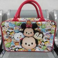 Jual Travel Bag / Tas Jalan Anak Spon Tsum Tsum TBB03S Murah