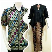 Batik Pasangan Kebaya Marlyn BIGSIZE