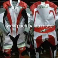 harga Wearpack balap motor model GoPro Tokopedia.com